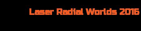 Laser Radial Worlds 2016